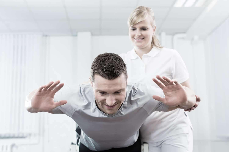 Innovación para la sala de fisioterapia